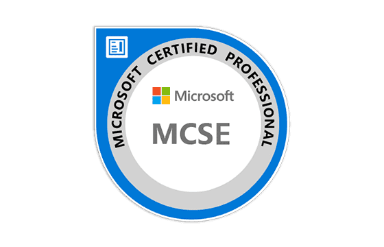Microsoft Certified Solutions Expert Exams