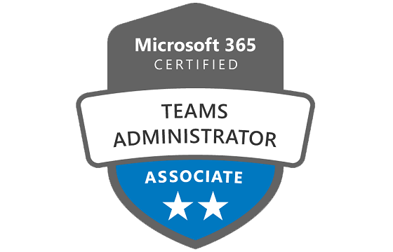 Microsoft 365 Certified: Teams Administrator Associate Exams